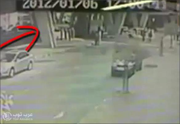 صور وفيديو لحظة وقوع انفجار حي الميدان