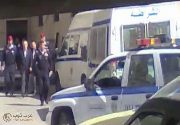 فيديو توقيف مدير المخابرات السابق الفريق محمد الذهبي في سجن جويدة