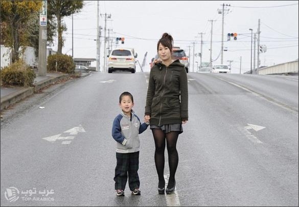 تسونامي اليابان