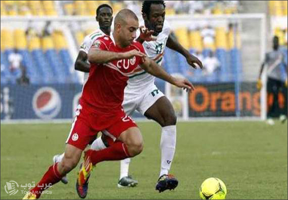 صور مباراة تونس والنتيجر