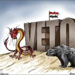 كاريكاتير سوريا