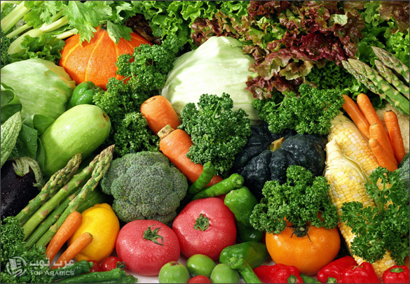الخضراوات تحمي من الاصابة بسرطان الفم