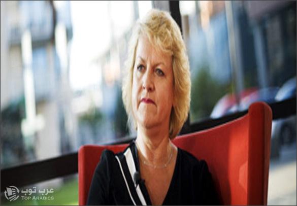 صور رئيسة الاستخبارات النوريجية ياني كريستيانسن